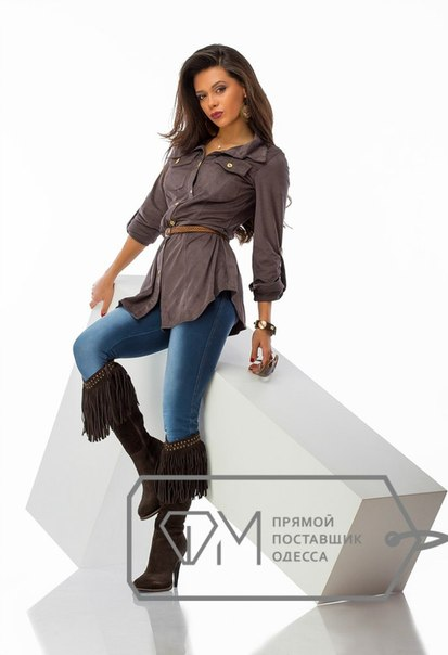 платье туника Фабрика Моды