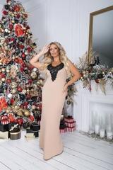 Платье вечернее макси Модель 6075
